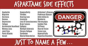 aspartame and illness