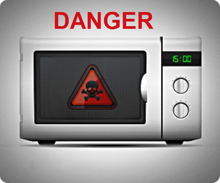 microwave ovens and health