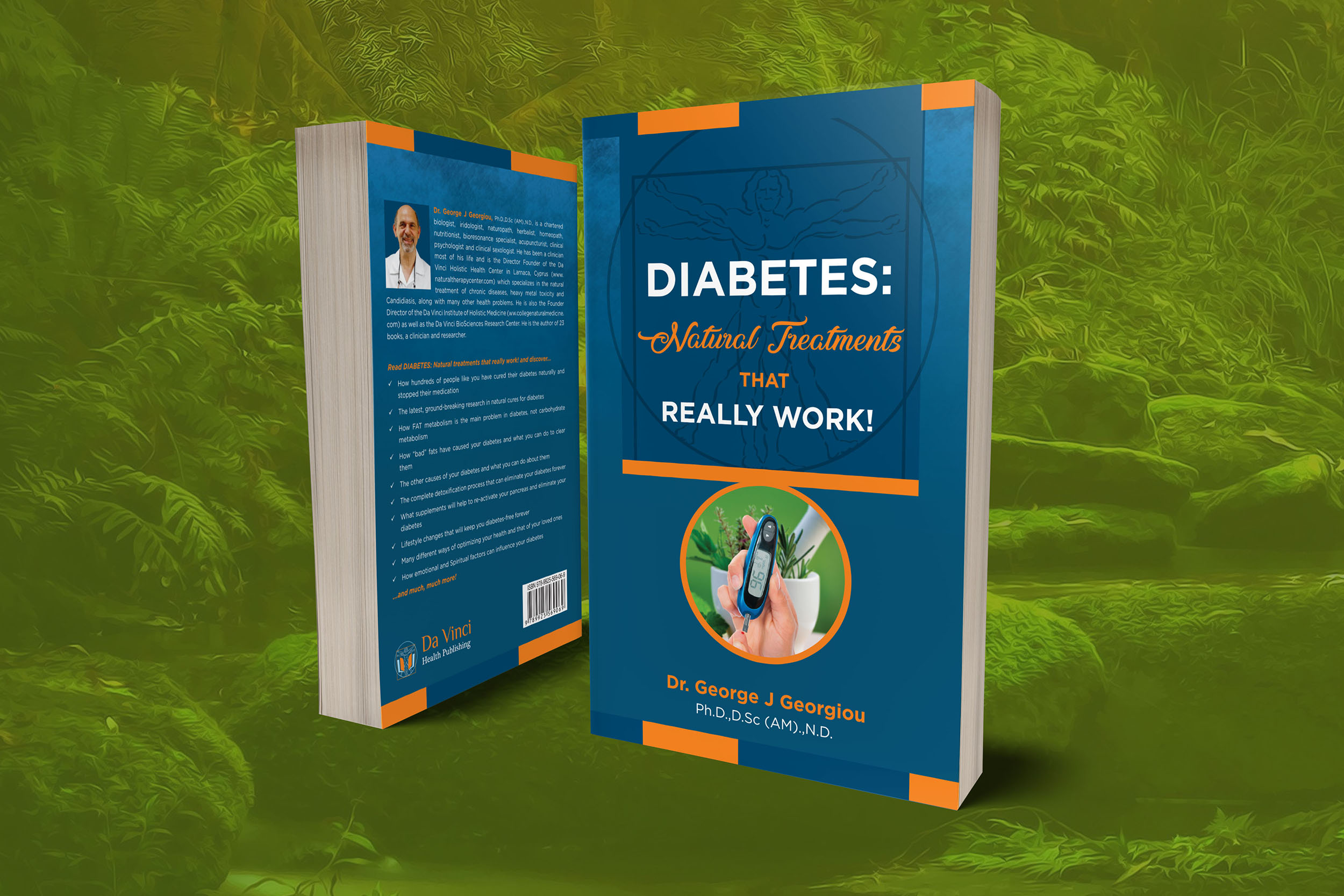 Diabetes: Natural Treatments That Really Work! (E-book)