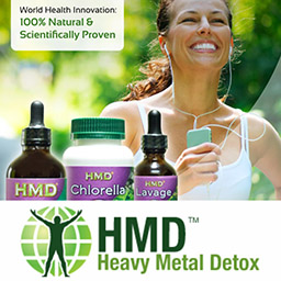 natural toxic metal detox